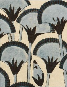Ra Collection : Papyrus Fabrics - Katie Leede