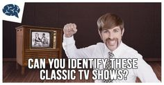 Can You Identify These Classic TV Shows? | BrainFall.com