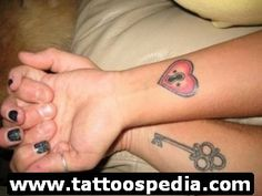 Couple Tattoos 8 - http://tattoospedia.com/couple-tattoos-8/