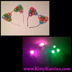 #LUVIT  Some more AWESOME Kitty Katrina LED Cat Ear Headbands going out to a LUVly #FlowerChild for a #HalloweenCostume  Design your LED Cat Ears for #Halloween at www.KittyKatrina.com in our LED Crowns / Headbands Section  #flowerheadband #flowercrown #flowerhalo #floralhalo #flowerchildren #fashionista #raveoutfit #rave #ravegirls #festival #festivalfashion #festivallife #edmgirls #edmfashion #electricdaisycarnival #edc #funfunfunfest #nightmarefestival #halloween #halloweenparty