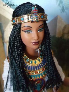 Barbie Princess of the Nile | by Melissa L.J.