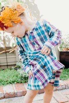 Kids DIY Leaf Crown