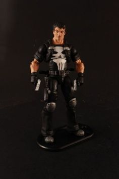Custom Punisher Figure (Marvel) Custom Action Figure
