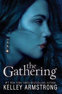 """Just finished """"The Gathering"""" by Kelley Armstrong. Up early to buy the sequel before work tomorrow! :D"""