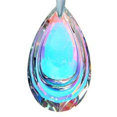 Enthusiastic Garland Chakra Spectra 1pcs Suncatcher Glass Crystal Pendant Lamp Chandelier Prisms Parts Feng Shui Pendants 30mm Lighting Accessories Lights & Lighting
