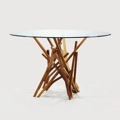 Mesa de jantar Guaimbê : Paulo Alves