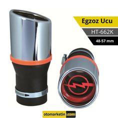 Haktan Krom Egzoz Ucu HT-662K Uygun Fiyat Avantajı ile Otomarketin ' den Satın Alın!