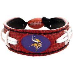 NFL Minnesota Vikings Classic Football Bracelet