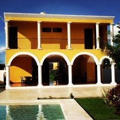 Hotel hacienda izamal. Informes en aldeamaya@hotmail.com telf, whatsapp 9992163155