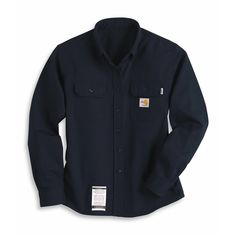 Carhartt Women's Flame-Resistant Twill Work Shirt