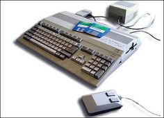 BBC: 1985 saw the launch of the Amiga. The successor to the Commodore 64, the Amiga was designed to compete with Atari's ST computers.
