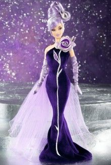 Sterling Silver Rose™ Barbie® Doll Barbie Designers - View Collectible Barbie Dolls By Famous Designers | Barbie Collector