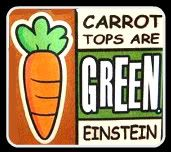 Carrot tops are green, Einstein!  Oh, how many times have I said these words in my life time?  Redhead problems, Ginger problems, Red hair, MC1R mutation