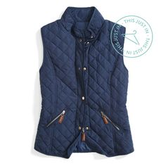 I would LOVE this vest!!!