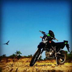 #trail #adventure #beauty #eagle #blue #black #indonesia