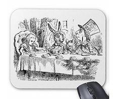 不思議の国のアリス 『 狂ったお茶会 』のマウスパッド:フォトパッド(アリスシリーズ) (モノクロ) 熱帯スタジオ http://www.amazon.co.jp/dp/B012QK5SOY/ref=cm_sw_r_pi_dp_W4rdwb1FGWYBV