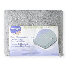 Babies R Us Terry Pad Cover  Grey