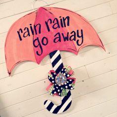 Ubrella Door Hanger