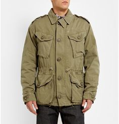 Polo Ralph LaurenCotton Combat Jacket