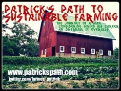 Patrick's Path to Sustainable Farming - Podcast