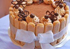 Chef Mommy: Tiramisu Layer Cake