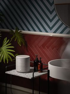The Beoplay M5 is great to place everywhere and all you need to do in order to start the music is a single touch!