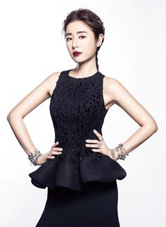 Ruby Lin covers Bazaar   China Entertainment News