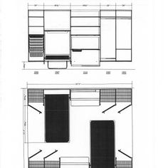 ECS | Eames Office  Blueprint for Eames Contract Storage