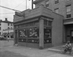 Granville Inn, Louisville, Kentucky. :: R. G. Potter Collection