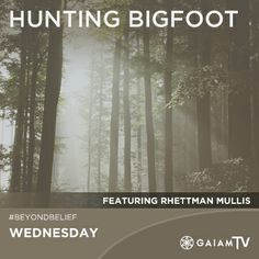 Fuzzy photos and shaky videos are all part of a long history of Bigfoot sightings. Researcher Rhettman Mullis reveals several historical Bigfoot sightings dating back as far as the 12th century, and explains his multidisciplinary approach to hunting Bigfoot.