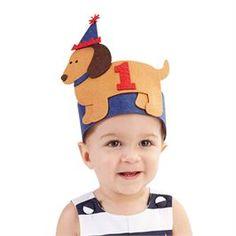 Puppy Birthday Crown | Baby | Mud Pie