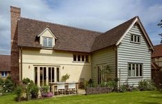 A charming oak framed self build cottage in a beautiful village setting.