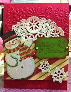 Merry Christmas card by @Rebecca Rivalto Gonzalez