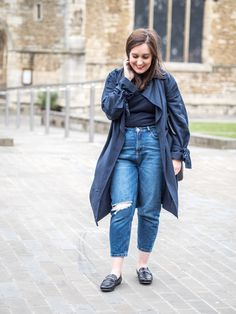So when we have the weather we do at the moment, where one minute it's sunny one minute it's pouring with rain, it can make what to wear be a difficult decision.