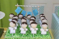 festa aniversario futebol