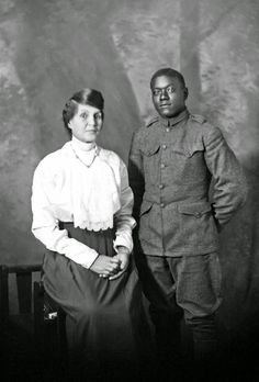 Portrait of Mrs. R. C . Scott and son, 1917.