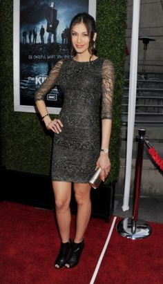Dayana Mendoza in Ivanka dress