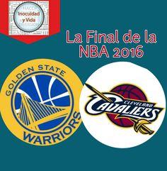 La #NBAFinals2016 está lista cual es su favorito @warriors o @cavs ?
