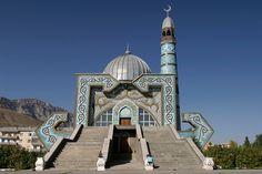 Naryn Mosque, Kyrgyzstan