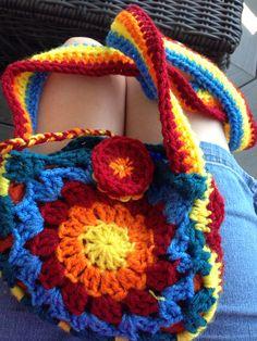 Little girl's purse