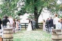 Wedding Flowers: Twinbrook Floral Design Weddings| Ashley & Mike's Wedding | Klaire Dixius Photography Venue:The Inn At Vint Hill, Warrenton, VA