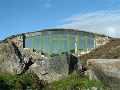 Underground+Homes+for+Sale | Optimal Green: Modern Earth Sheltering : TreeHugger