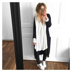 Meleponym Fashion Images, Look Fashion, Daily Fashion, Fashion Outfits, Womens Fashion, Lazy Day Outfits, Casual Outfits, Fade Styles, Winter Mode