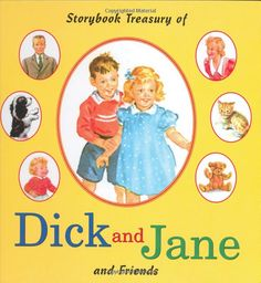 Find Storybook Treasury Of Dick And Jane Friends - . - Storybook Treasury Of Dick And Jane Friends - Used Books Used Books, Books To Read, Reading Books, Reading 2014, Friend Book, Teacher Appreciation Week, Couple, Book Authors, Learn To Read