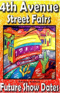 """This event is held twice a year, once in the Spring, once in the Fall.  """"Free to the public, the Fourth Avenue Street Fair brings together 400+ arts and crafts booths, 35+ food vendors, 2 stages,   street musicians, food, jugglers, street performers, the ever so popular Free Tucson's Children's Museum's kids hands-on-art Pavilion. There is face painting, balloons, demonstrations, sidewalk entertainment and tons of other fun activities.  This is Tucson's Largest Arts Venue.  A Tucson…"""