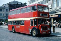 Paisley Scotland, Royal Bank, Bus Coach, Busses, Coaches, Glasgow, Bristol, Transportation, Old Things