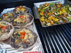 BBQ Veggies! #FitFluential #EAT #WIAW