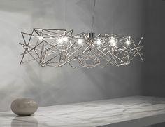 Mid-Century modern suspension lighting that you will love  Find more: lightingstores.eu/ #floorlighting decorating ideas #inspirationsdecor #lightingdesign