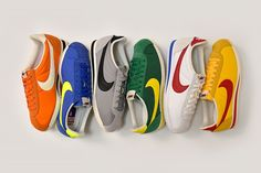 Nike Pays Homage to the Athletics West Running Team in New Cortez Pack