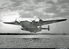 Boeing 314A; La Guardia, New York City, New York